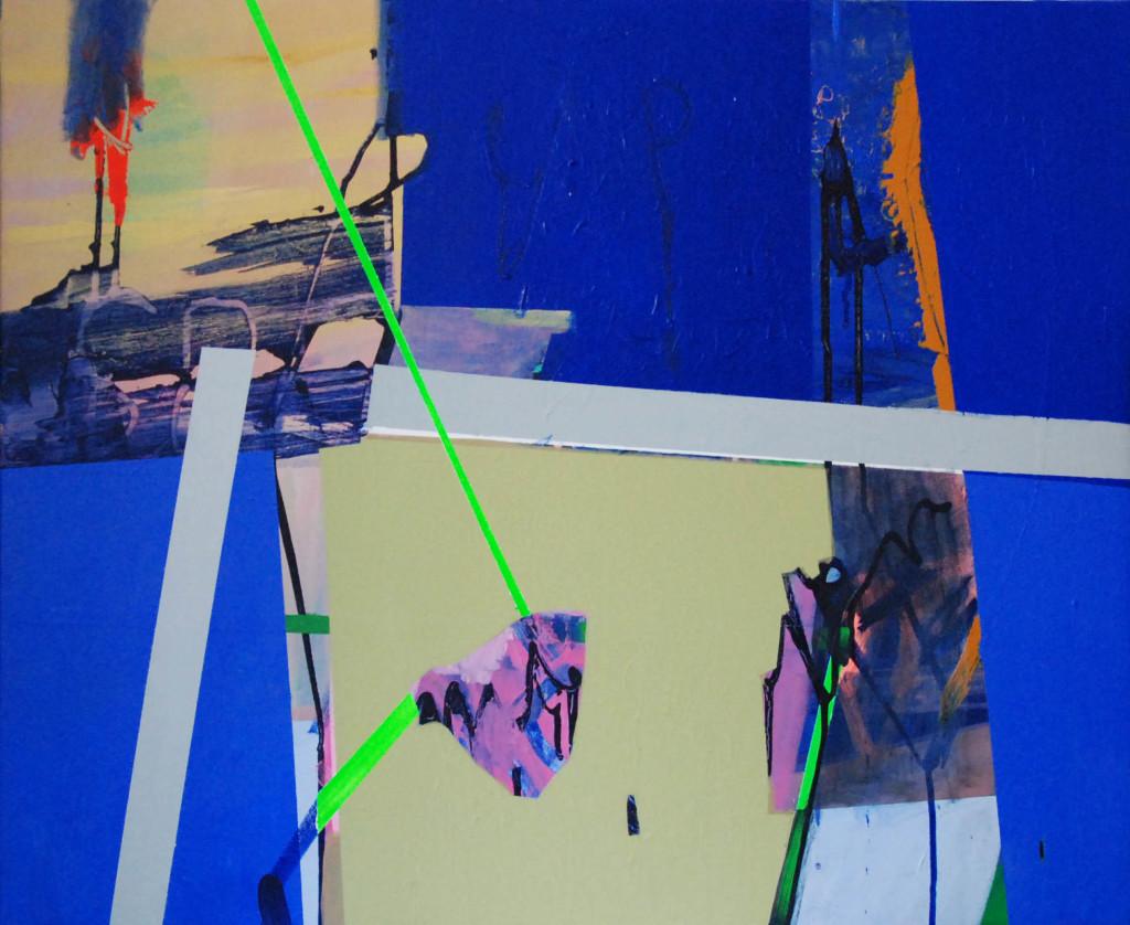 Interactions XX_60x73cm_akryl na płótnie